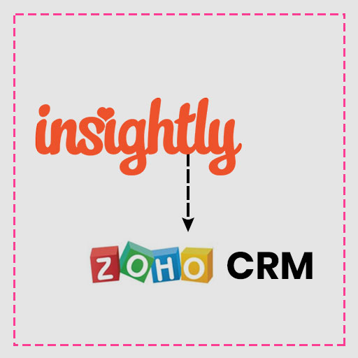 INSIGHTLY TO ZOHO CRM
