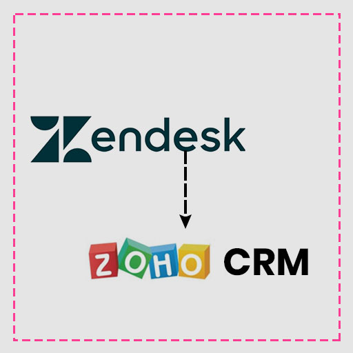 Zendesk CRM to Zoho CRM