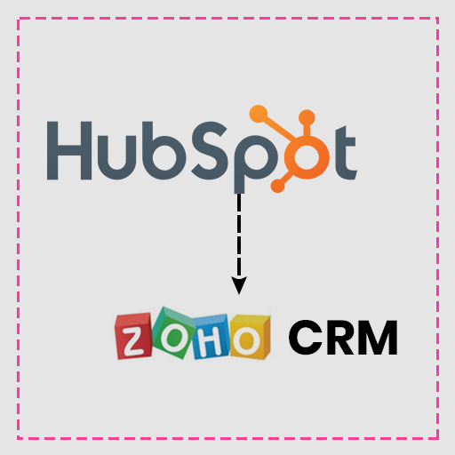hubspot crm to zoho crm